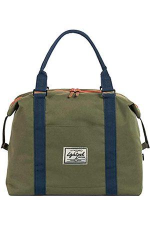 LIGHTPAK Damentasche SWEETBOX, Damen Handtasche aus Polyester, Henkeltasche mit separatem Handyfach Sporttasche
