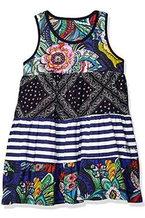 Desigual Mädchen Girl Knit Dress Straps (Vest_Maseru) Kleid