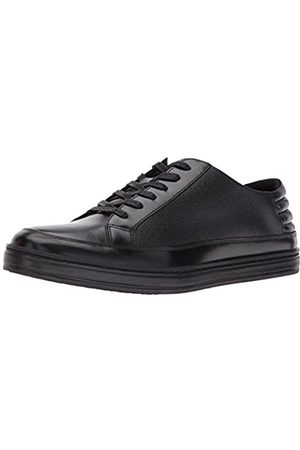 Kenneth Cole Herren Brand Stand Sneaker, (Black)