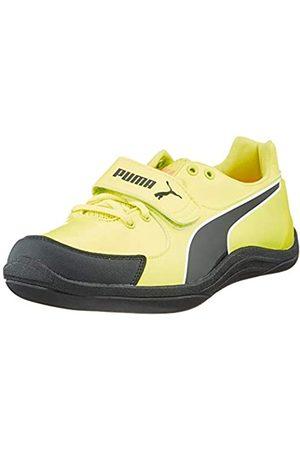 Puma Unisex Adulto Evospeed Throw 6 Zapatillas de Atletismo, Amarillo (Fizzy Yellow Black 01)