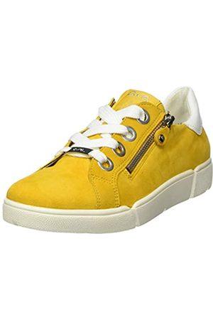 ARA Damen ROM Sneaker, (Sun, Weiss 09)