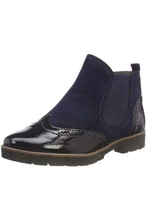 Soft Line Damen 25446-21 Chelsea Boots, (Navy 805)