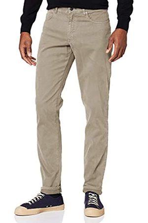 Hackett Hackett Herren 5 Pocket Texture Straight Jeans