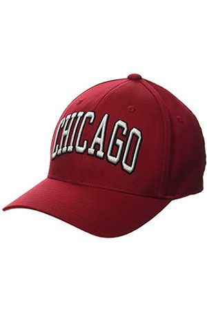 STARTER BLACK LABEL Unisex-Adult Starter Chicago Flexfit Baseball Cap