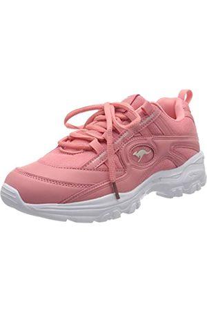 KangaROOS Damen KW-Chunky Sneaker, (Dusty Rose 6058)