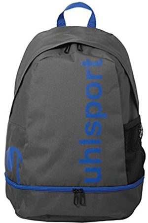 Uhlsport Unisex-Erwachsene Essential Mochila Rucksack, (Anthra/Azurblau)