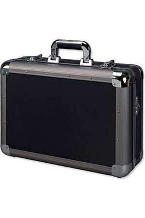 Alumaxx 45132 - Multifunktionskoffer Explorer, Piloten Koffer aus Aluminium, Aktenkoffer in, Fotokoffer mit herausnehmbaren Schaumstoff Elementen, Pilotenkoffer ca. 34