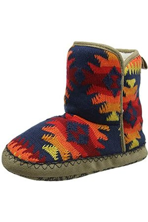 Cool shoe Damen Dakota Niedrige Hausschuhe, Mehrfarbig (Blanket Blank)