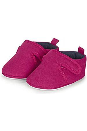 Sterntaler Mädchen Baby-Krabbelschuh Slipper, Pink (Magenta 745)