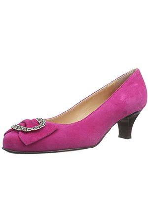 Diavolezza Damen CAMELIA Pumps, Pink (Fucsia)