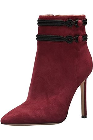 Nine West Damen Teresa Stiefel, (Oxblood)