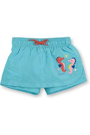 Sterntaler Kinder Mädchen Schwimm-Hosenrock mit Windeleinsatz, UV-Schutz 50+, Alter: 9-12 Monate, Größe: 80
