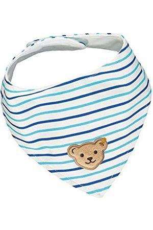 Steiff Baby-Mädchen mit Streifen und Teddybärprint Halstuch
