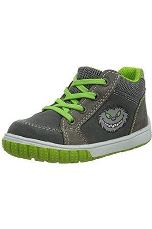 Lurchi Baby Jungen BEO Sneaker, (Grey Green 25)