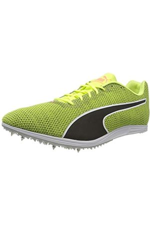 Puma Herren Evospeed Distance 8 Sneaker, (Fizzy Yellow Black)