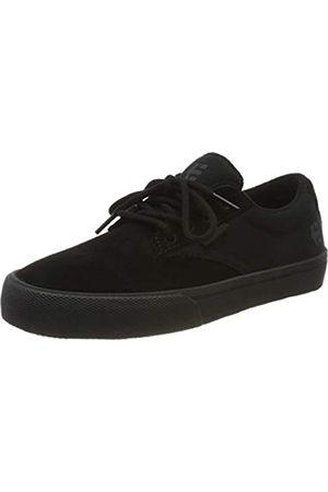 Etnies Unisex Adults Jameson Vulc Skateboardschuhe, (004-Black/Black/Black 004)