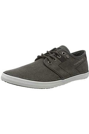 TOM TAILOR Herren 8081503 Sneaker, (Black 00001)