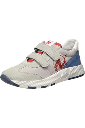 Naturino Jungen JESKO VL. Sneaker, (Grigio-Rosso-Azzurro 1B22)