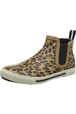 Tom Joule Damen Rainwell Gummistiefel, (Tan Leopard Tan Leopard)