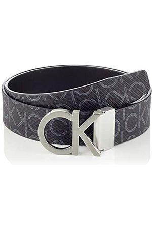 Calvin Klein Herren CK REV.ADJ. NEW MONO BELT 3.5CM Gürtel