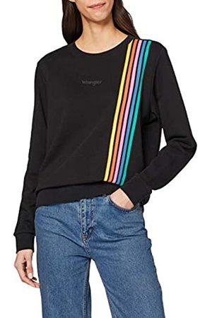 Wrangler Damen Regular Sweat Sweatshirt