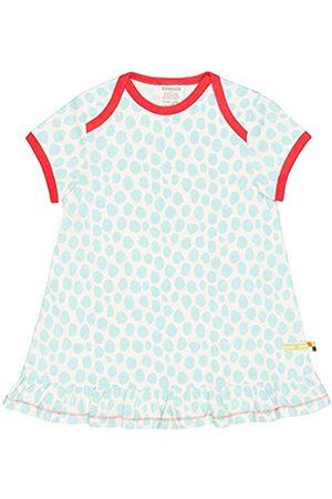 loud + proud Mädchen Kleid mit Druck, aus Bio Baumwolle, GOTS zertiziziert