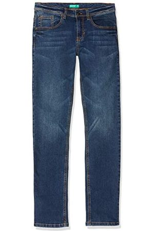 Benetton Jungen Denim Stretch 5 Tasche Slim Jeans