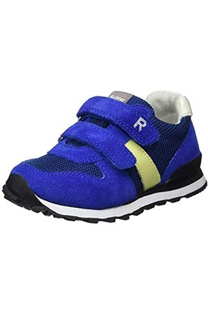 Richter Kinderschuhe Jungen Junior Sneaker, (Nautical/White 6821)