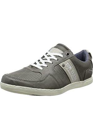 TOM TAILOR Herren 485100130 Sneaker, (Grey)