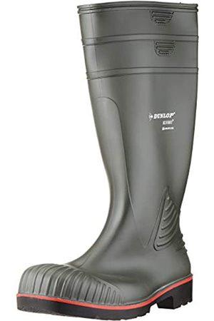 Dunlop A442631 S5 ACIF.KNIE GROEN 44, Unisex-Erwachsene Langschaft Gummistiefel, Grün (Groen) 08)