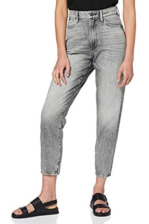 G-Star Damen Janeh Ultra High Waist Mom Ankle Straight Jeans
