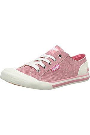 Rocket Dog Damen Jazzin Sneaker, Pink (Salty Pink L00)