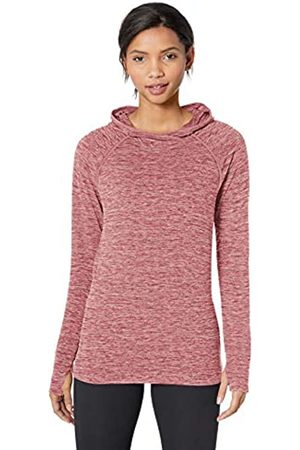 Amazon Brushed Tech Stretch Popover Athletic-Hoodies