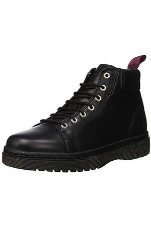 Lumberjack Herren Army Chukka Boots, (Black Cb001)