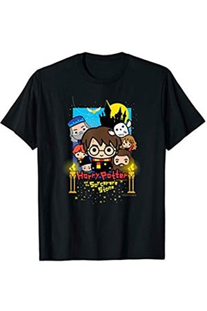 Wizarding World Harry Potter Chibi Harry Potter and the Sorcerer's Stone T-Shirt