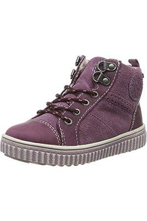 Lurchi Mädchen YOKA-TEX Hohe Sneaker, (BlackBerry 29)