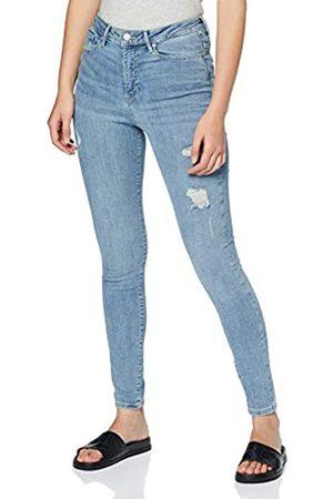 Vero Moda Damen VMSOPHIA HR SKINNY DESTR J AM314 Jeans