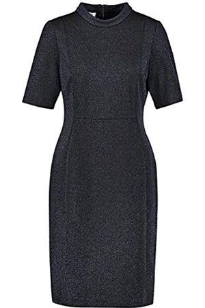 Gerry Weber Damen Kleid Mit Lurex Figurumspielend