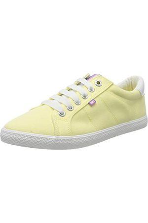 TOM TAILOR Damen 8091002 Sneaker, (Yellow 00260)