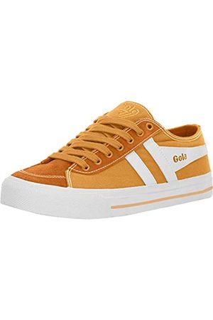 Gola Damen Cla667 Sneaker, (Sun/White YW)