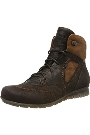 Think! Damen Menscha_585076 Desert Boots, (Espresso/Kombi 42)