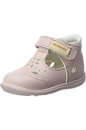 Kavat Baby Mädchen Ängskär XC Lauflernschuhe, Pink (Pink)