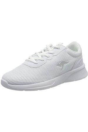 KangaROOS Damen KF-A Deal Sneaker, (White 0000)