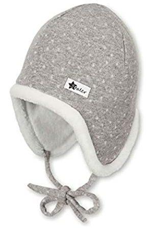 Sterntaler Inka-Mütze für Mädchen mit kuscheligem Innenfutter, Gefüttert, Alter: 5-6 Monate, Größe: 43