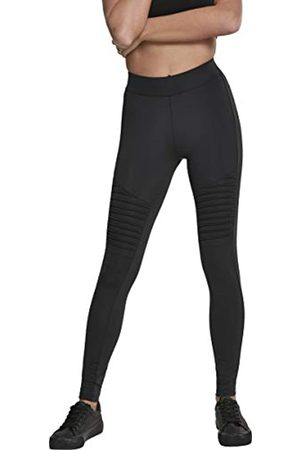Urban classics Damen Ladies Tech Biker Leggings