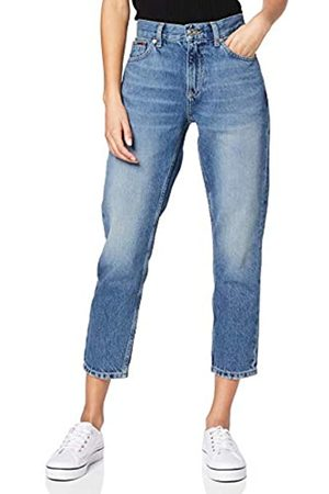 Tommy Hilfiger Damen Izzy High Rise Slim Ankle Sndm Straight Jeans