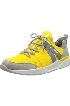 ARA Damen L.A Sneaker, (Pebble, Citrus/Zinn 11)