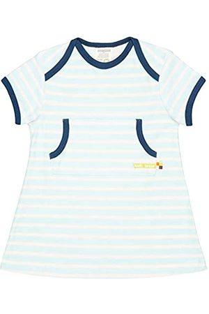 loud + proud Mädchen Mädchen Kleid Kleid Ringel, aus Bio Baumwolle, Gots Zertiziziert , 110/116