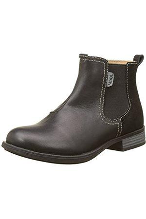 Noël Mädchen FANY Chelsea Boots, Noir (Noir)