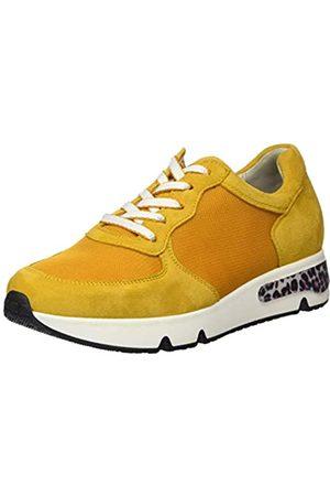 Gabor Shoes Damen Comfort Basic Sneaker, (Mango (Leo) 22)